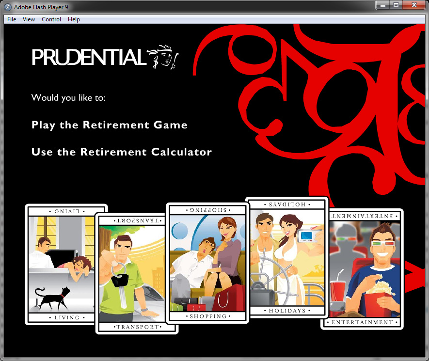 "Prudential ""What's Your Number?"" (Game)"