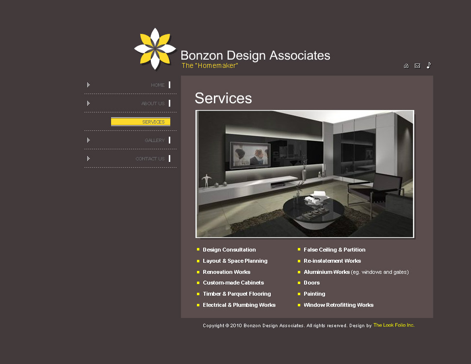 Bonzon Design Associates