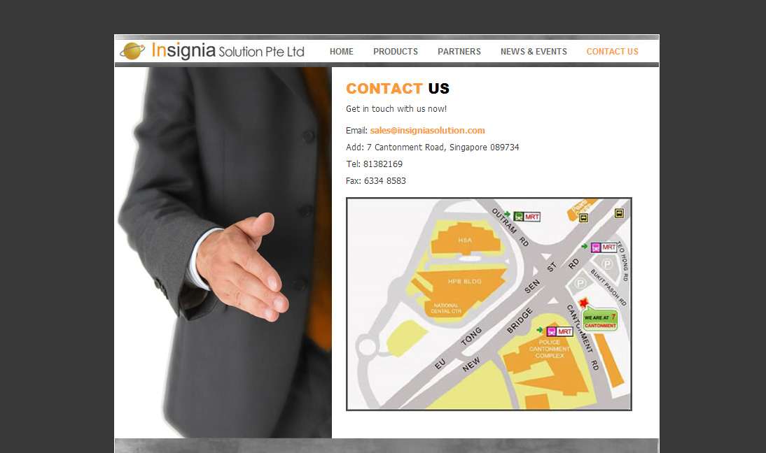 Insignia Solutions Pte Ltd